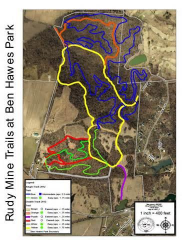 BH Trail Map
