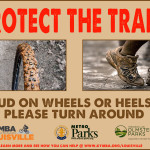 protect the trails