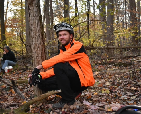 Obannon Woods Mountain Biking